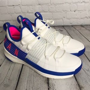 New Air Jordan Trainer Pro Shoes Pink/Blue